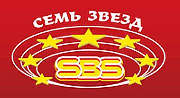 Логотип СЕМЬ ЗВЕЗД
