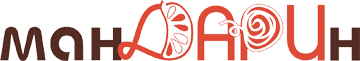 Логотип Мандарин