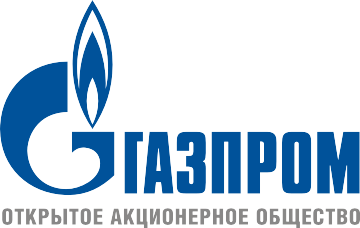 Логотип Газпром